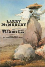 Cover of: The wandering hill: a novel