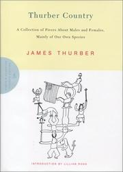 Cover of: Thurber country