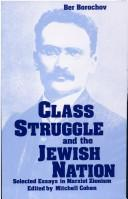 Cover of: Class struggle and the Jewish nation
