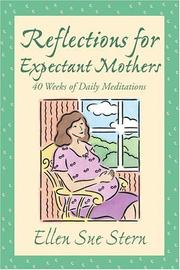 Cover of: Reflections for Expectant Mothers
