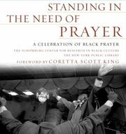 Cover of: Standing in the Need of Prayer