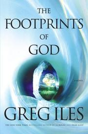 Cover of: The footprints of God: A Novel