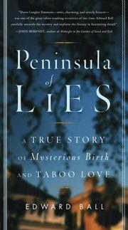 Cover of: Peninsula of Lies