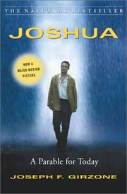 Cover of: Joshua