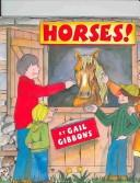 Cover of: Horses!