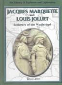 Cover of: Jacques Marquette and Louis Jolliet
