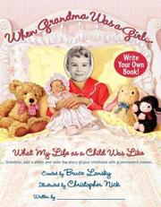 Cover of: When Grandma Was a Girl