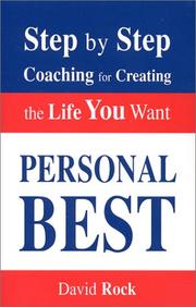 Cover of: Personal Best | David Rock