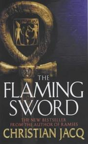 Cover of: The Flaming Sword (Queen of Freedom)