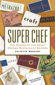 Cover of: Super Chef | Juliette Rossant