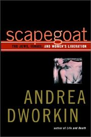 Cover of: Scapegoat
