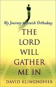 Cover of: The Lord will gather me in