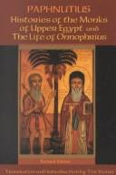 Cover of: Histories of the monks of upper Egypt
