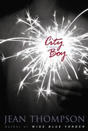 Cover of: City boy | Thompson, Jean