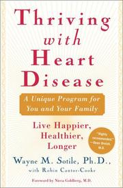 Cover of: Thriving With Heart Disease