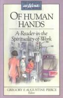 Cover of: Of human hands |