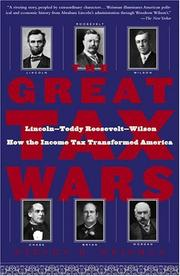 Cover of: The Great Tax Wars | Steven R. Weisman