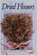 Cover of: Dried Flowers