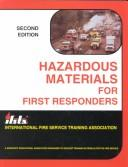 Cover of: Hazardous materials for first responders | Michael A. Wieder