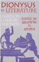 Cover of: Dionysius in Literature | Branimir M. Rieger