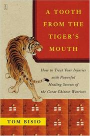 Cover of: A Tooth from the Tiger