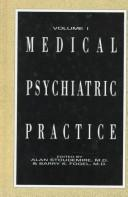 Cover of: Medical Psychiatric Practice