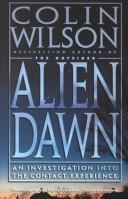 Cover of: Alien Dawn | Colin Wilson