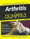 Cover of: Arthritis for Dummies | Barry Fox, Nadine Taylor, Jinoos, M.D. Yazdany