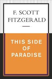 Cover of: This Side of Paradise (The World