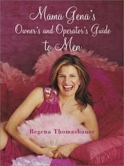 Cover of: Mama Gena's Owner's and Operator's Guide to Men
