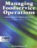 Cover of: Managing Foodservice Operations | Dietary Managers Assn-Knight
