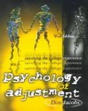 Cover of: Psychology of Adjustment