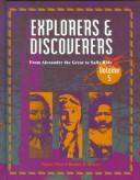 Cover of: Explorers and Discoverers: From Alexander the Great to Sally Ride