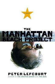 Cover of: The Manhattan Beach project