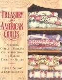 Cover of: Treasury of American Quilts | Cyril I. Nelson