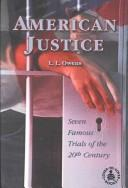 Cover of: American justice | L. L. Owens