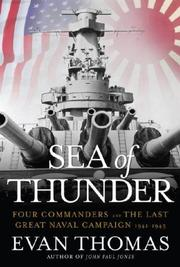 Cover of: Sea of Thunder