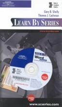 Cover of: Learn By Series Word 2000 Introductory Concepts and Techniques | Gary B. Shelly