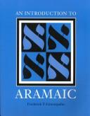 Cover of: An introduction to Aramaic
