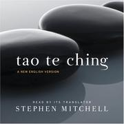 Cover of: Tao Te Ching Low Price CD