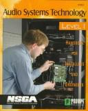 Cover of: Audio Systems Technology, Level #1 | NSCA