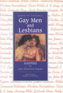 Cover of: Sappho (Lives of Notable Gay Men and Lesbians) | Jane McIntosh Snyder