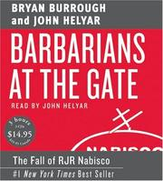 Cover of: Barbarians at the Gate Low Price CD