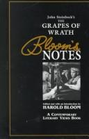 Cover of: John Steinbeck's the Grapes of Wrath: Bloom's Notes