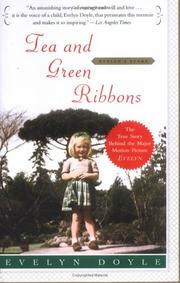Cover of: Tea and Green Ribbons | Evelyn Doyle