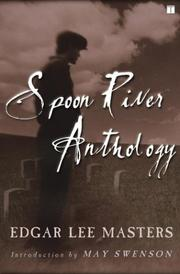 Cover of: Spoon River anthology