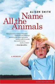 Cover of: Name All the Animals