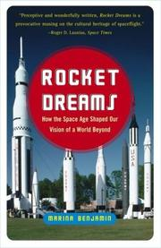 Cover of: Rocket Dreams | Marina Benjamin