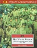 The War in Europe by John Langellier