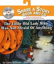 Cover of: The Little Old Lady Who Was Not Afraid of Anything Book and CD (Share a Story)
